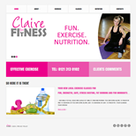 Claire for Fitness by The Web House